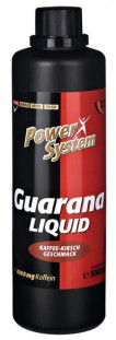 Power System Guarana Liquid 4000мг бутылка (500 мл)